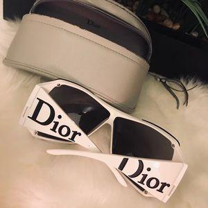 Authentic CHRISTIAN DIOR Women's sunglasses